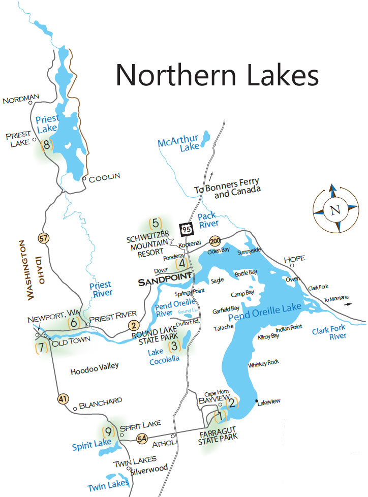 Northern Lakes